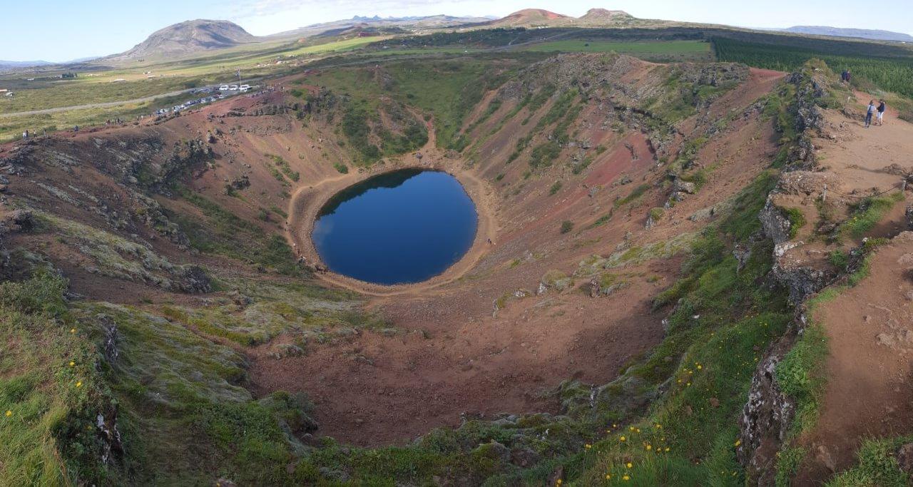 Krater van Kerid