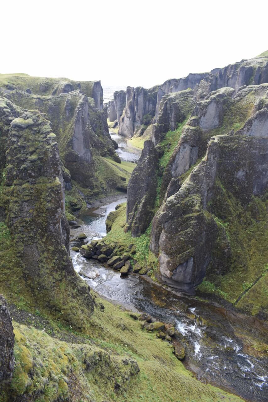 Fjaðrárgljúfu 2